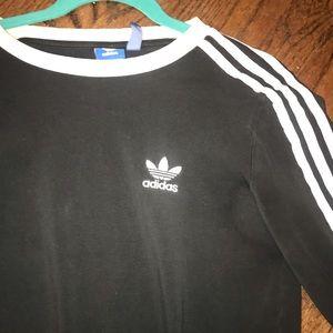 Adidas long sleeve tee